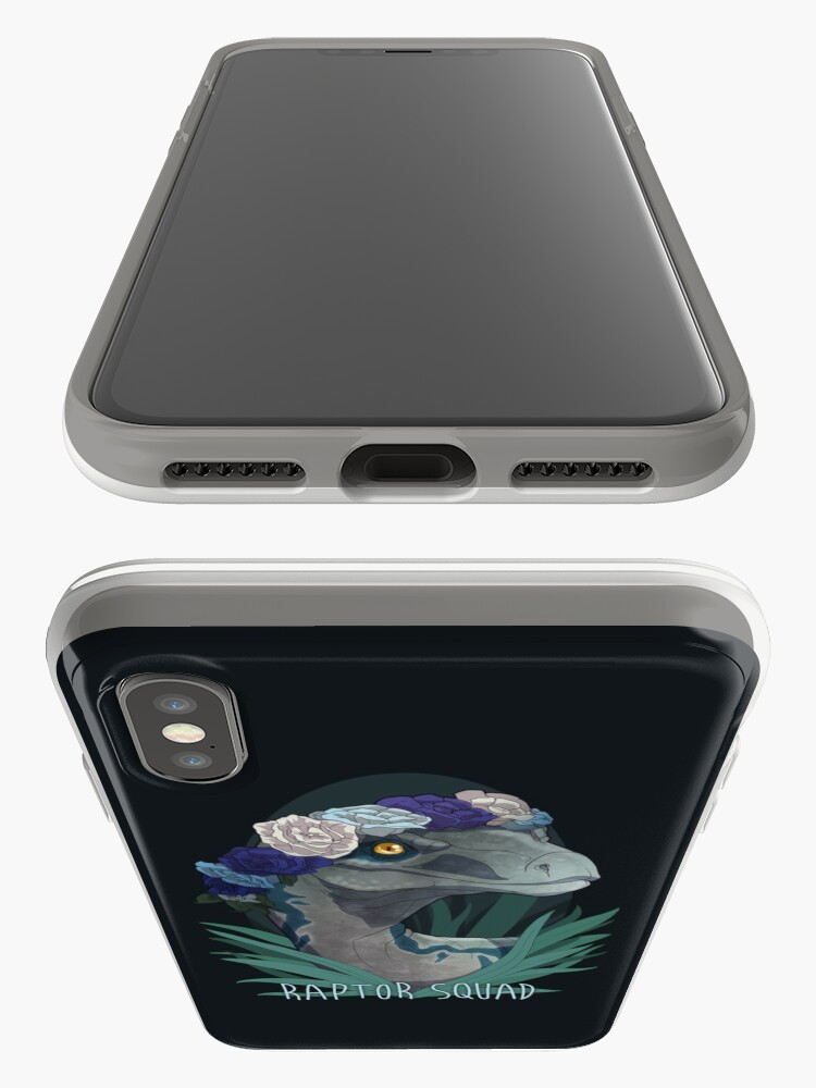 Vista alternativa de Funda y vinilo para iPhone Escuadrón Raptor