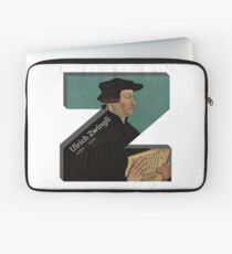 Ulrich Zwingli Laptop Sleeve