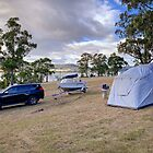 We Got a New Tent for Christmas by TonyCrehan