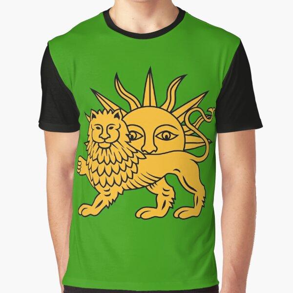 PERSIA FLAG (1576-1732) Graphic T-Shirt