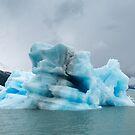 Perito Moreno Glacier by Silvia Tomarchio