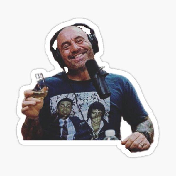 Joe Rogan Cheers Sticker