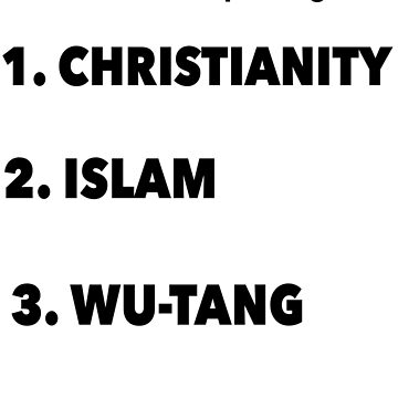 Top Religions by GraffitiBox