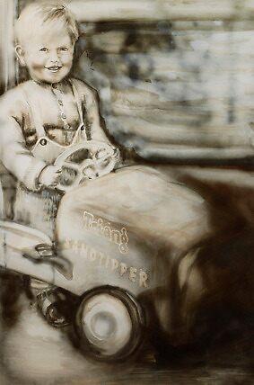 On the Road by Tarryn Gordon