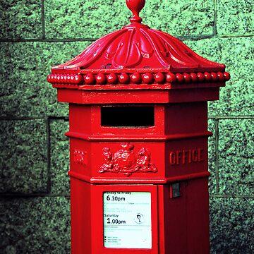 Post Box by DonDavisUK