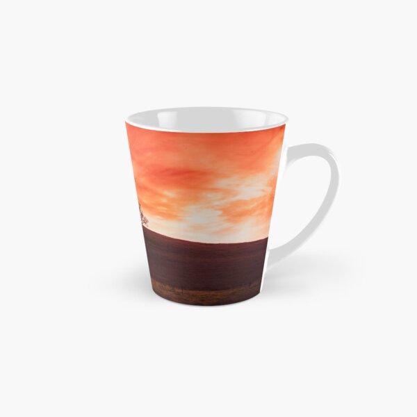 Hollister Sunset - Orange Tall Mug