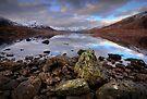 Loch Arklet , Trossachs, Scotland by David Mould