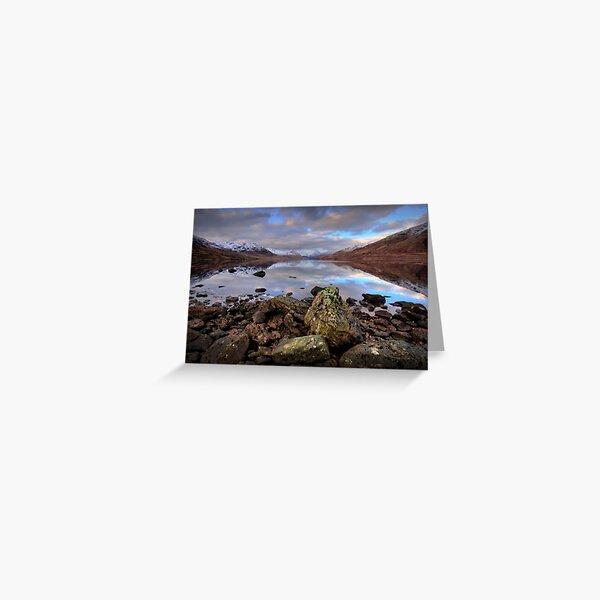 Loch Arklet , Trossachs, Scotland Greeting Card