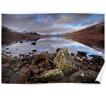 Loch Arklet , Trossachs, Scotland Poster