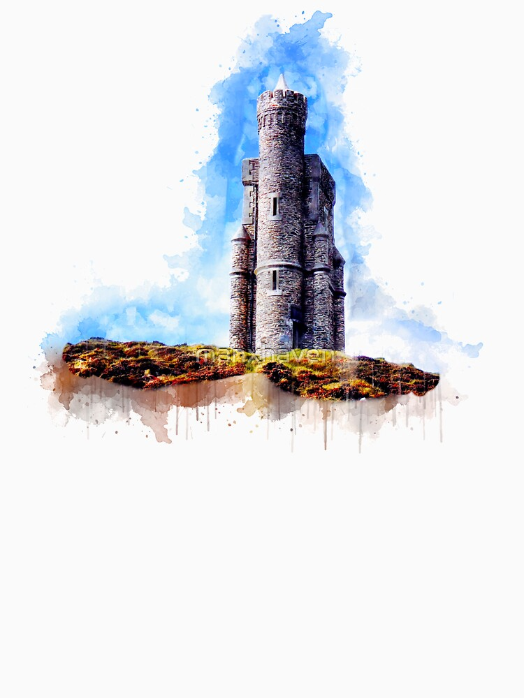 The Tower by manxhaven