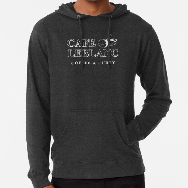 Cafe Leblanc Lightweight Hoodie
