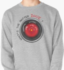 What's the matter Dave? | HAL 9000 Pullover