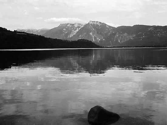 Lake of Caldonazzo, Trento (Trentino, Italy) by sstarlightss