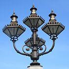 City Centre Lamps (Bendigo) by lezvee