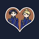 Roy and Riza - shipping dolls by RainytaleStudio