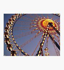 Riesenrad (Ferris Wheel) Photographic Print
