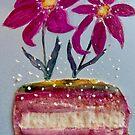 Flower in a Vase by FrancesArt