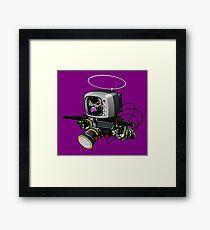 ZED HEX v1.4 Framed Print