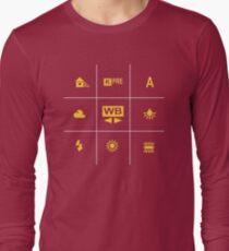 Camera White Balance Tic Tac Long Sleeve T-Shirt