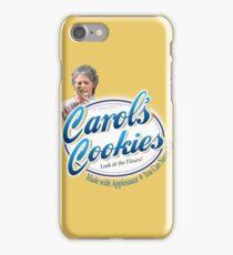 Famous Carol's Cookies Logo iPhone Case/Skin