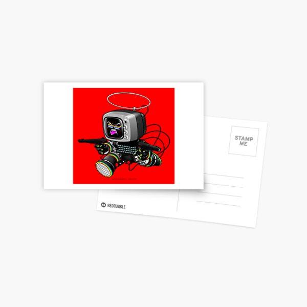 ZED HEX v1.2 Postcard