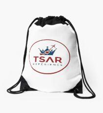 Tsar Experience Full Logo Designs Drawstring Bag