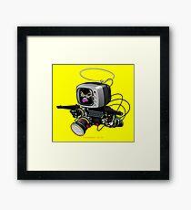 ZED HEX v1.1 Framed Print