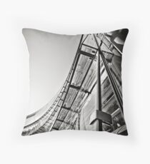 Curved Throw Pillow