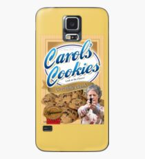 Famous Carol's Cookies Case/Skin for Samsung Galaxy