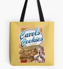 Famous Carol's Cookies Tote Bag