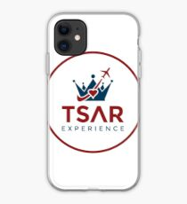 Tsar Experience Full Logo Designs iPhone Case