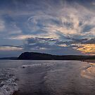 Night at Umina Beach by andreisky