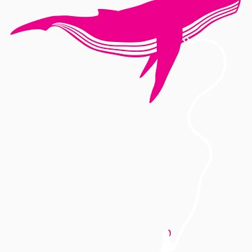 Pet Whale by Frantisek