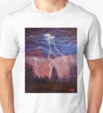 Thunder and lightning storm T-Shirt