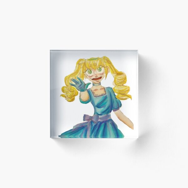 Lizzie Midford!  Acrylic Block