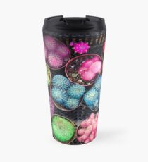 Cactus rainbow Travel Mug