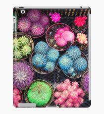 Cactus rainbow iPad Case/Skin