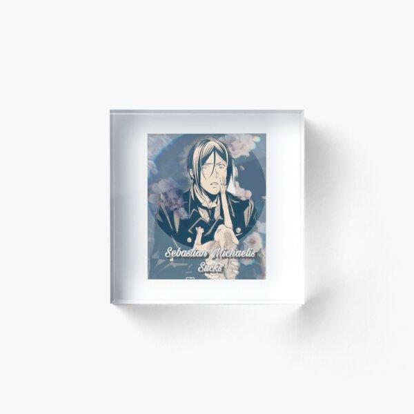 Sebastian! Acrylic Block