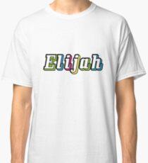 Elijah Classic T-Shirt