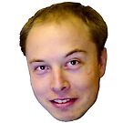 Elon Musk Bald Meme by KiyomiShop