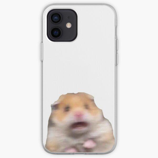 hamster meme iPhone Soft Case
