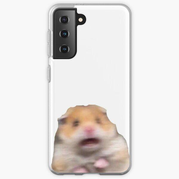 hamster meme Samsung Galaxy Soft Case