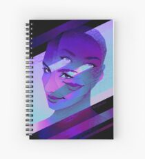 Low Res Spiral Notebook