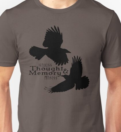 Thought & Memory T-Shirt