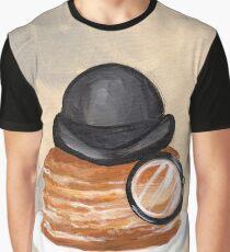 Biscuit Steampunk Graphic T-Shirt