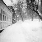 Lenin Street by J J  Everson