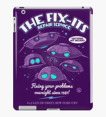 Der Fix-Its Reparatur-Service iPad-Hülle & Klebefolie