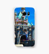 Sleeping Beauty's Castle Samsung Galaxy Case/Skin