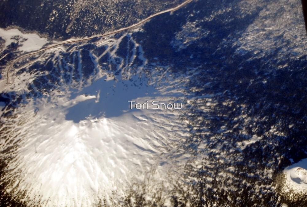 Mt. Jefferson  by Tori Snow