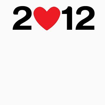 2012 Heart by opoeian